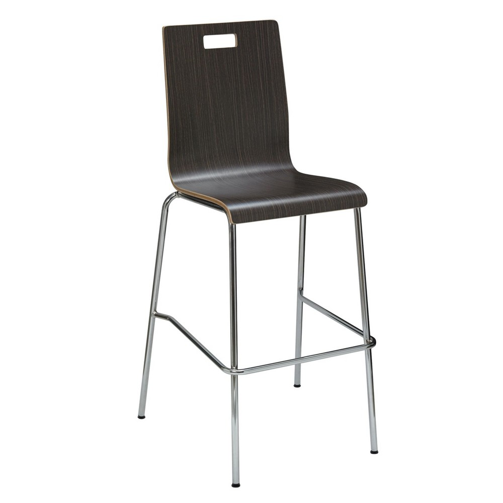 Image of Jive Laminate Barstool Espresso - KFI Seating