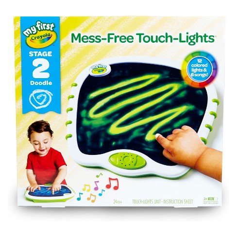 Crayola Mess Free Touch Lights Stage 2
