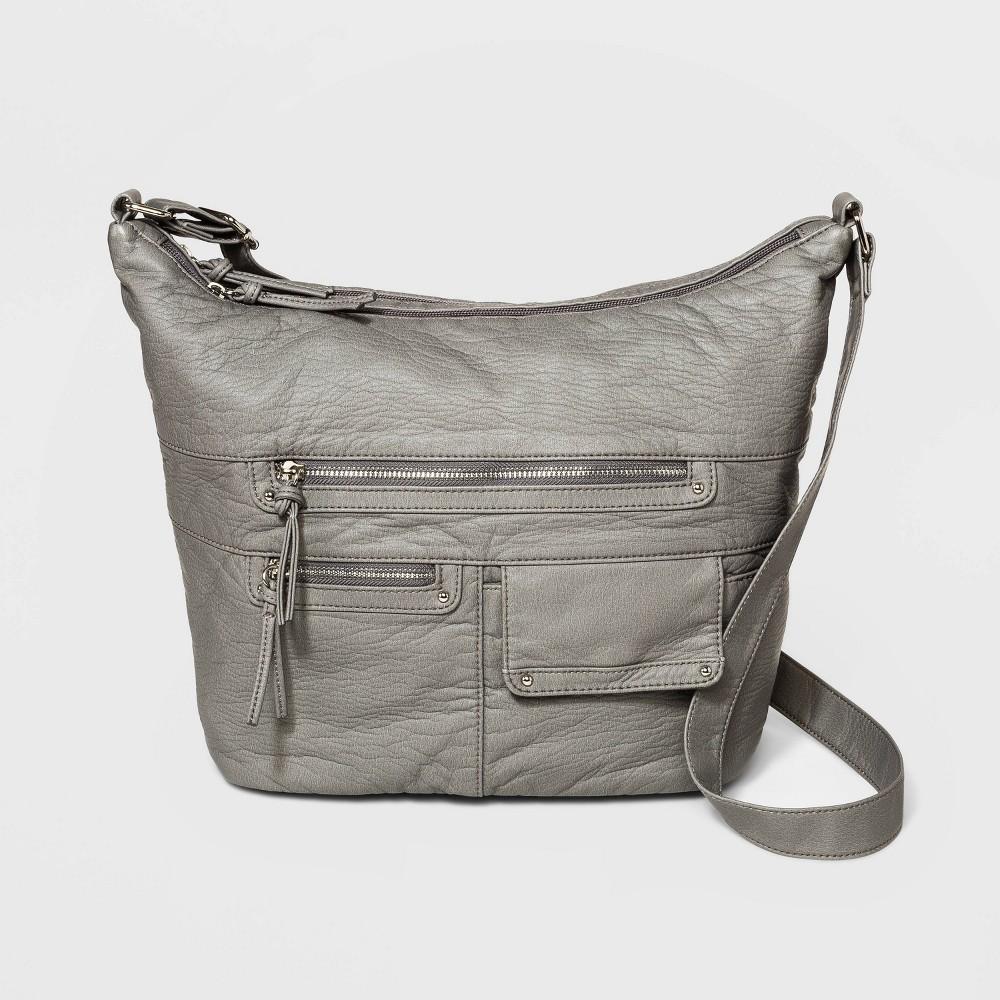 Image of Bueno Hobo Handbag - Gray