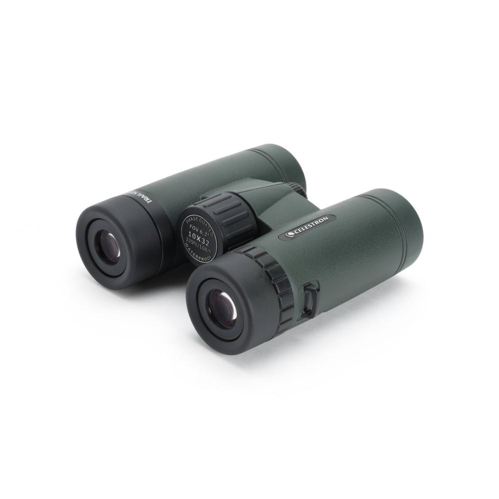 Celestron Trail Seeker 10x32 Binoculars Green