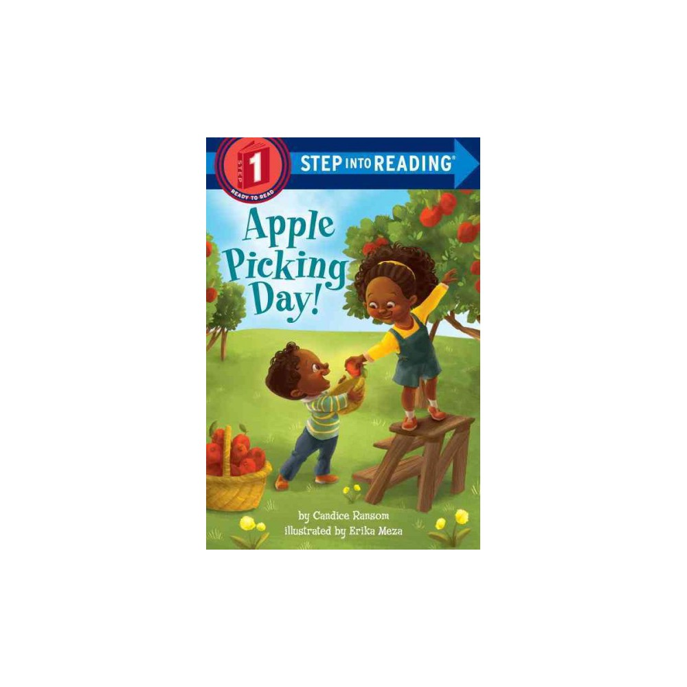 Apple Picking Day Step Into Reading By Candice Ransom Paperback