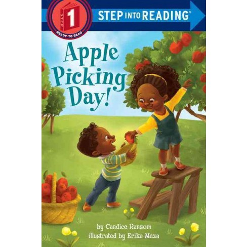 Apple Picking Day! - (Step Into Reading) by  Candice Ransom (Paperback) - image 1 of 1