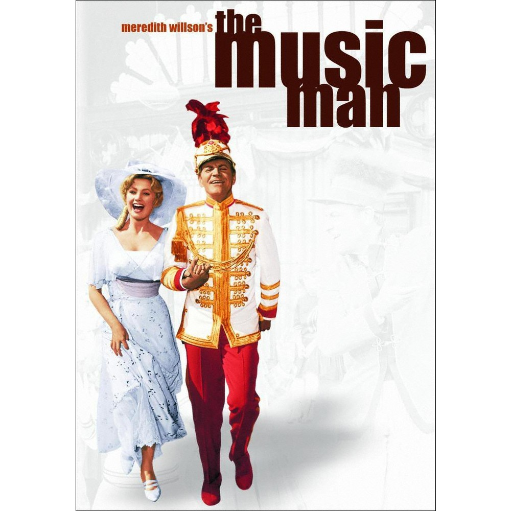 Music Man (Dvd), Movies