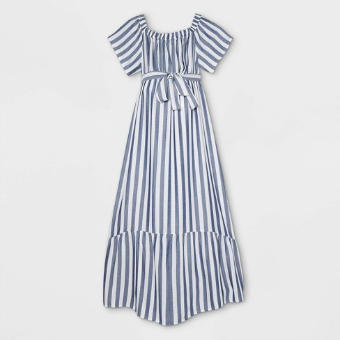 Short Sleeve Woven Maternity Dress - Isabel Maternity by Ingrid & Isabel™ - image 1 of 2
