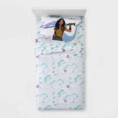 Twin Raya and the Last Dragon Sheet Set