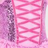 Girls' Disney Rapunzel Fancy Dress - Pink - Disney Store - image 4 of 4