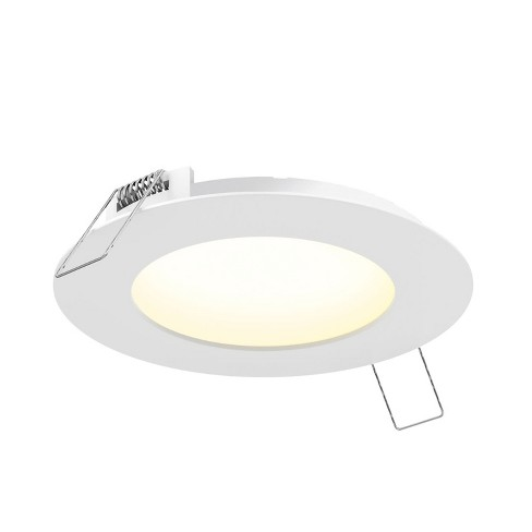 "DALS Lighting 5006-4K Essential Series 6"" LED Recessed Fixture - 4000K & 1160 Lumens - image 1 of 1"