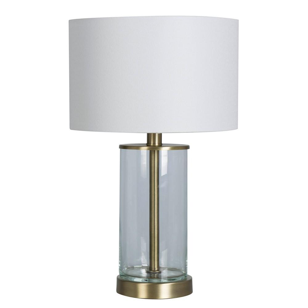 Project 62 Metal Column Lamp Base