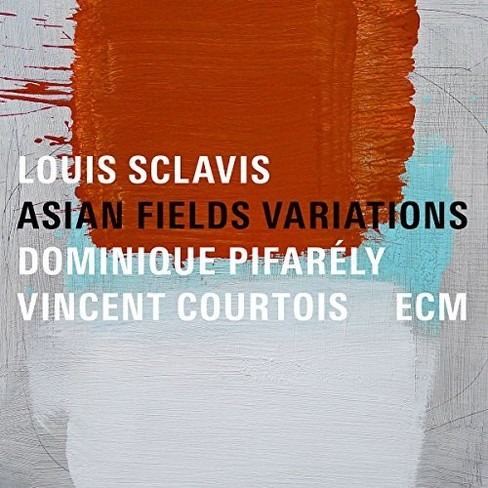 Louis Sclavis - Asian Fields Variations (CD) - image 1 of 1