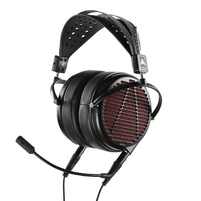 Audeze LCD-GX Audiophile Over-Ear Gaming Headset (Red/Black)