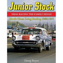 Junior Stock - by  Doug Boyce (Paperback)