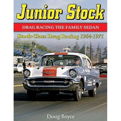 Junior Stock - by  Doug Boyce (Paperback) - image 1 of 1