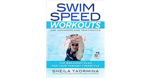 Swim Speed Workouts for Swimmers and Triathletes (Indexed) (Mixed media product) - image 1 of 1