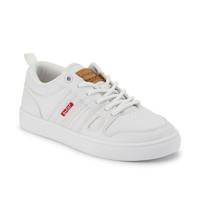 Levi's Kids 521 BB Lo Pebbled UL Lace-up Unisex Fashion Sneaker Shoe