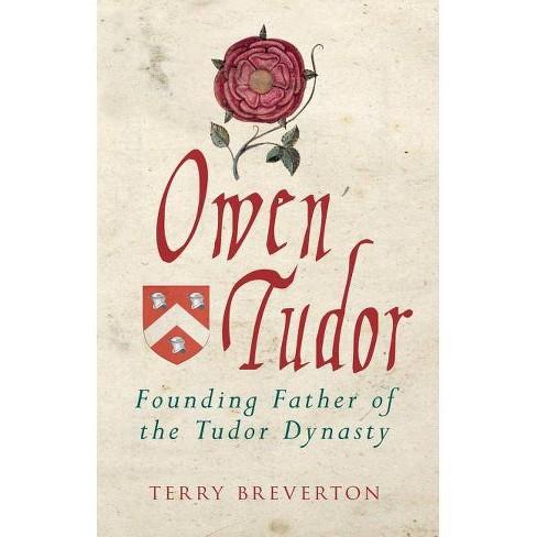 Owen Tudor - by  Terry Breverton (Paperback) - image 1 of 1