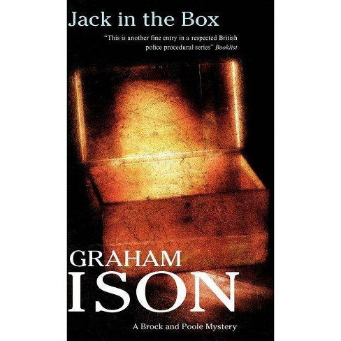 Jack in the Box - (Brock and Poole Mysteries) by  Graham Ison (Hardcover) - image 1 of 1