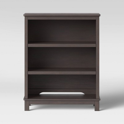 Simmons Kids' SlumberTime Monterey Bookcase/Hutch - Rustic Gray