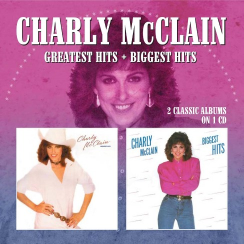 Charly McClain - Greatest Hits/Biggest Hits (CD) - image 1 of 1