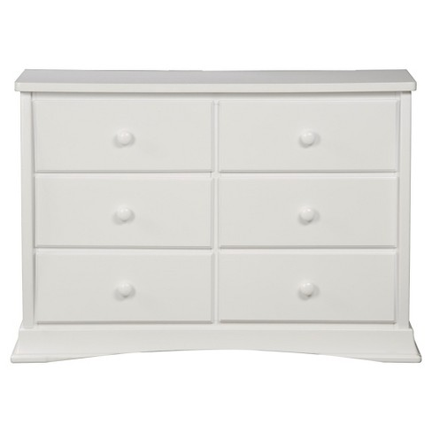 Delta Children Bentley 6 Drawer Dresser