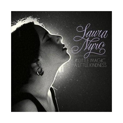 Laura Nyro - A Little Magic, A Little Kindness: The Complete Mono Albums Collection (CD) - image 1 of 1
