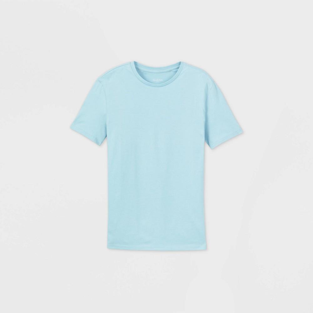 Best Men's Standard Fit Crewneck T-Shirt - Goodfellow & Co™