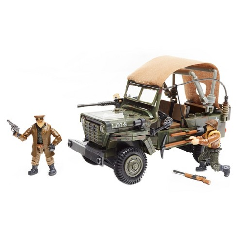 Mega Construx Call of Duty Infantry Scout Car - image 1 of 7