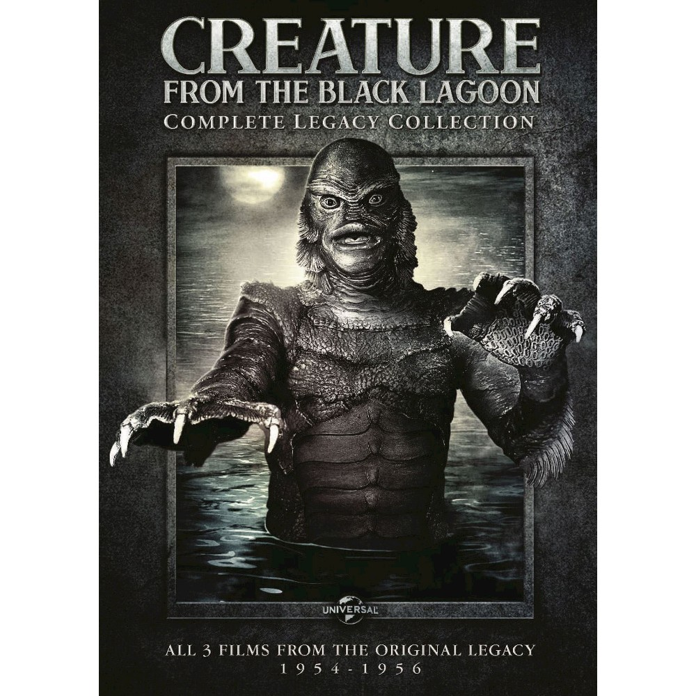 Creature From The Black Lagoon:Comple (Dvd)