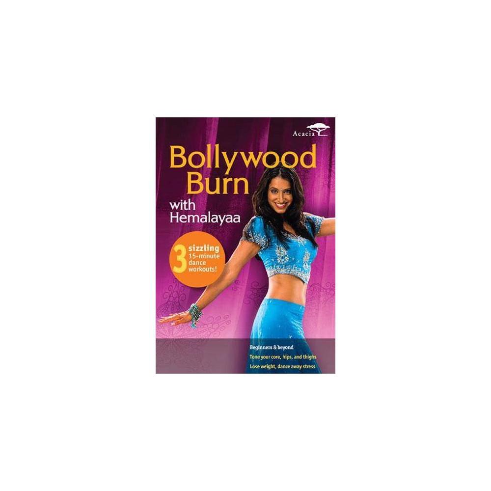 Bollywood Burn With Hemalayaa Dvd