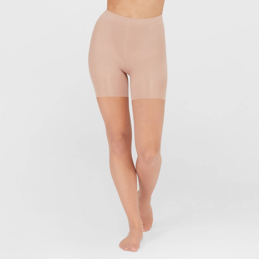 Assets By Spanx Women 39 S Perfect Pantyhose Nude 3