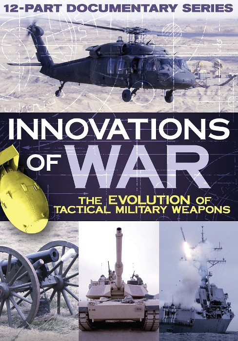 Innovations of War: The Evolution of Tactical Military Weapons [2 Discs] - image 1 of 1