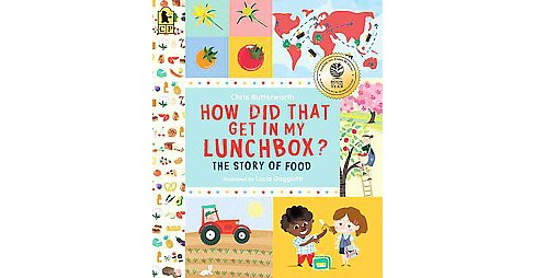 How Did That Get in My Lunchbox? (Reprint) (Paperback) - image 1 of 1