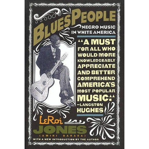 Blues People - by  Leroi Jones (Paperback) - image 1 of 1