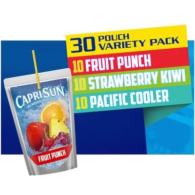 Capri Sun Variety Pack - 30pk/6 fl oz Pouches