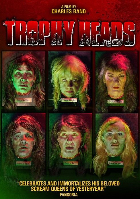 Trophy heads (DVD) - image 1 of 1