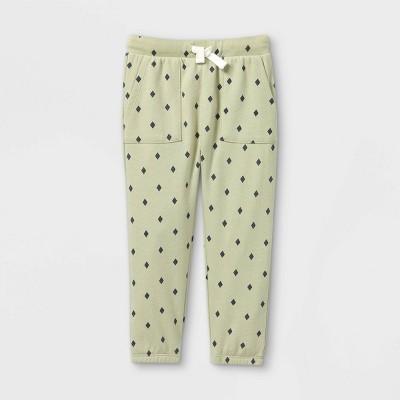 Toddler Boys' Printed Pocket Sweatpants - art class™