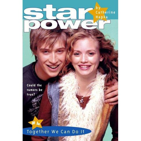 Together We Can Do It - (Star Power (Paperback)) by  Catherine Hapka (Paperback) - image 1 of 1