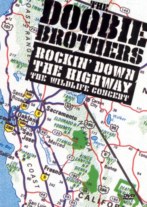 Rockin down the highway:Wildlife conc (DVD) - image 1 of 1