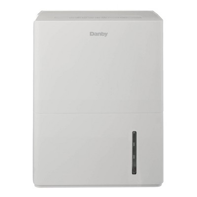 Danby 30pt Dehumidifier White