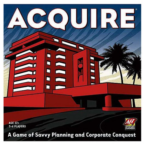 Avalon Hill Acquire Game - image 1 of 1