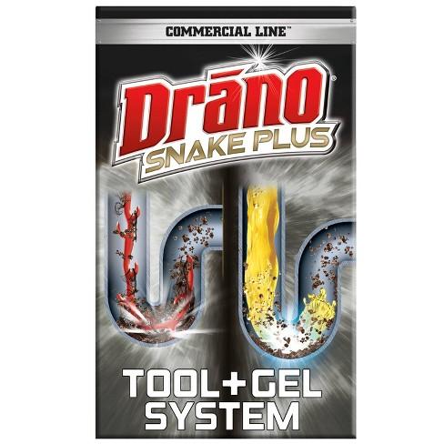 Drano Snake Plus Tool + Gel System - 16oz - image 1 of 4