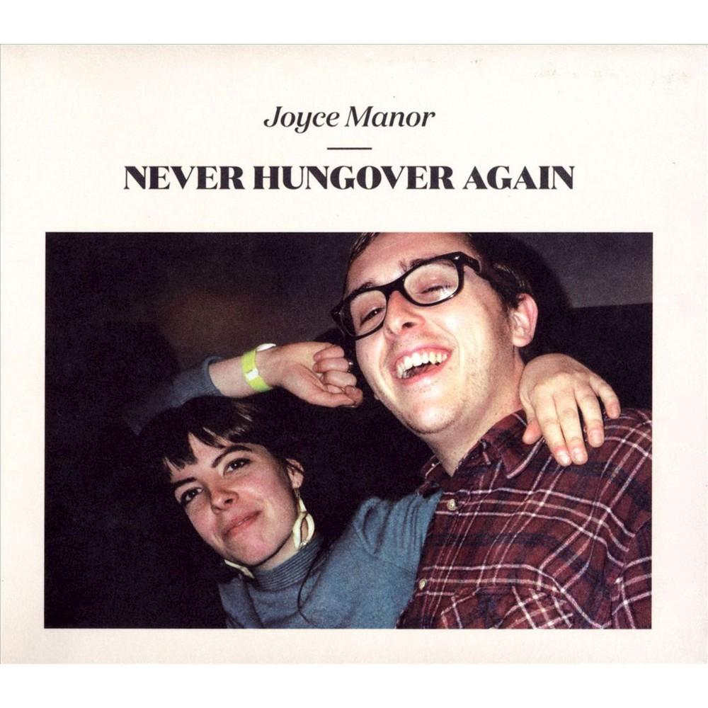 Joyce Manor - Never Hungover Again (CD)