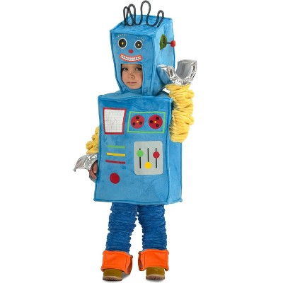 Princess Paradise Racket the Robot Toddler Costume