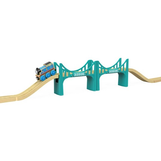 Fisher-Price Thomas & Friends Wood Bridge Track Pack image number null