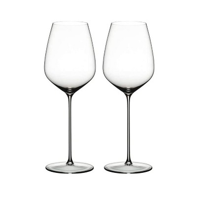 Riedel MAX Collection Classic Crystal Cabernet Red Wine Tall Stem Glass (2 Pack)