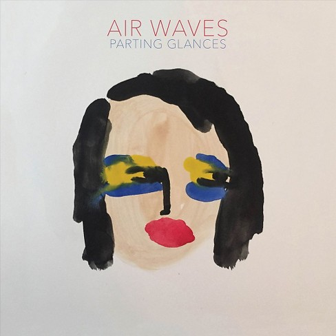 Air waves - Parting glances (CD) - image 1 of 1