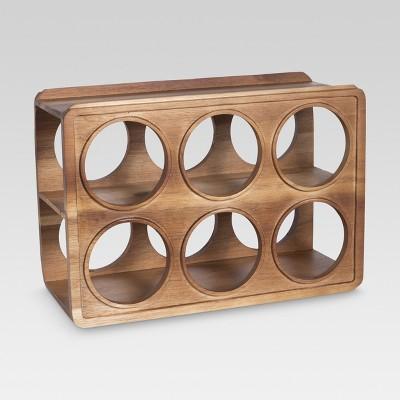 Acacia Wood Wine Rack - Threshold™