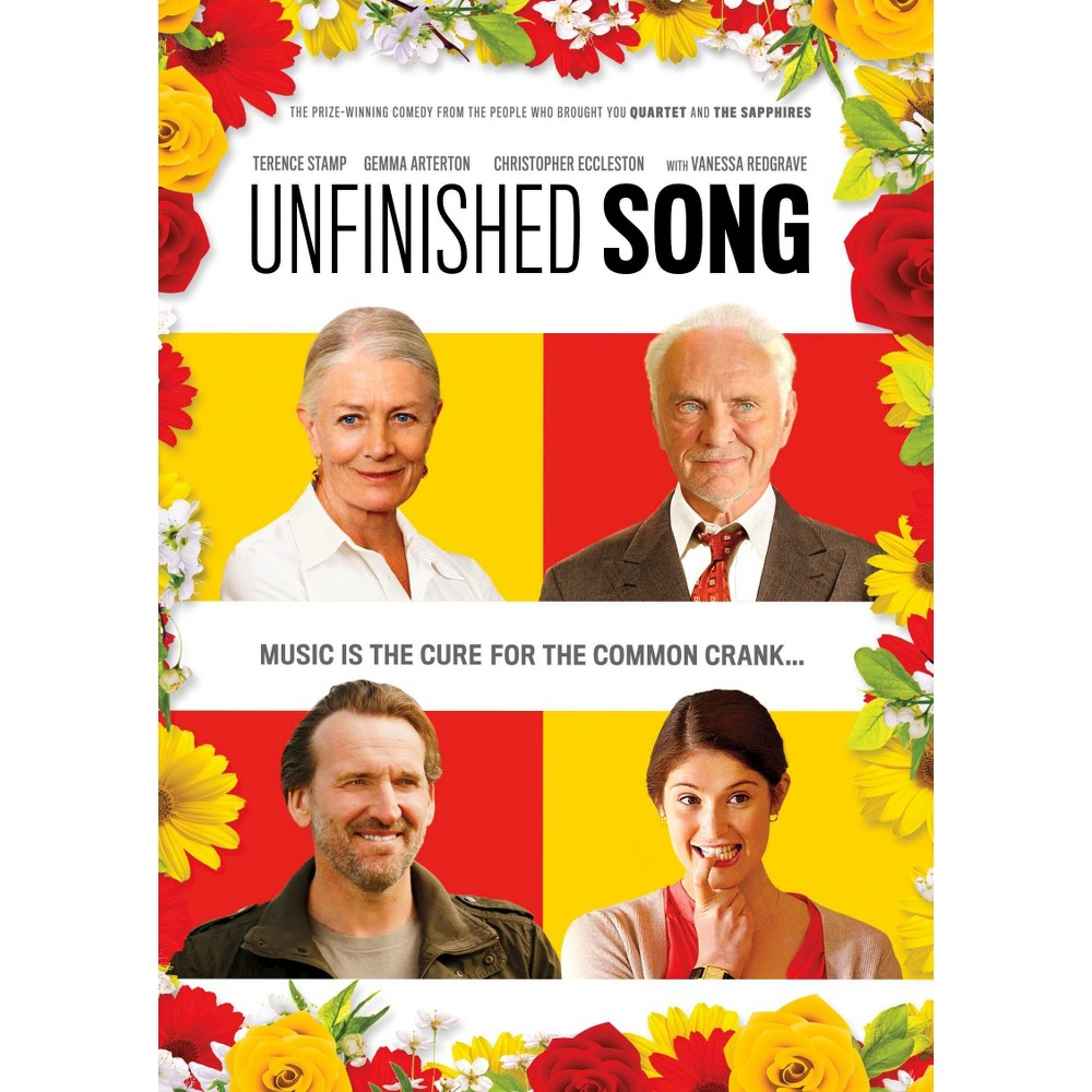 Unfinished Song Dvd