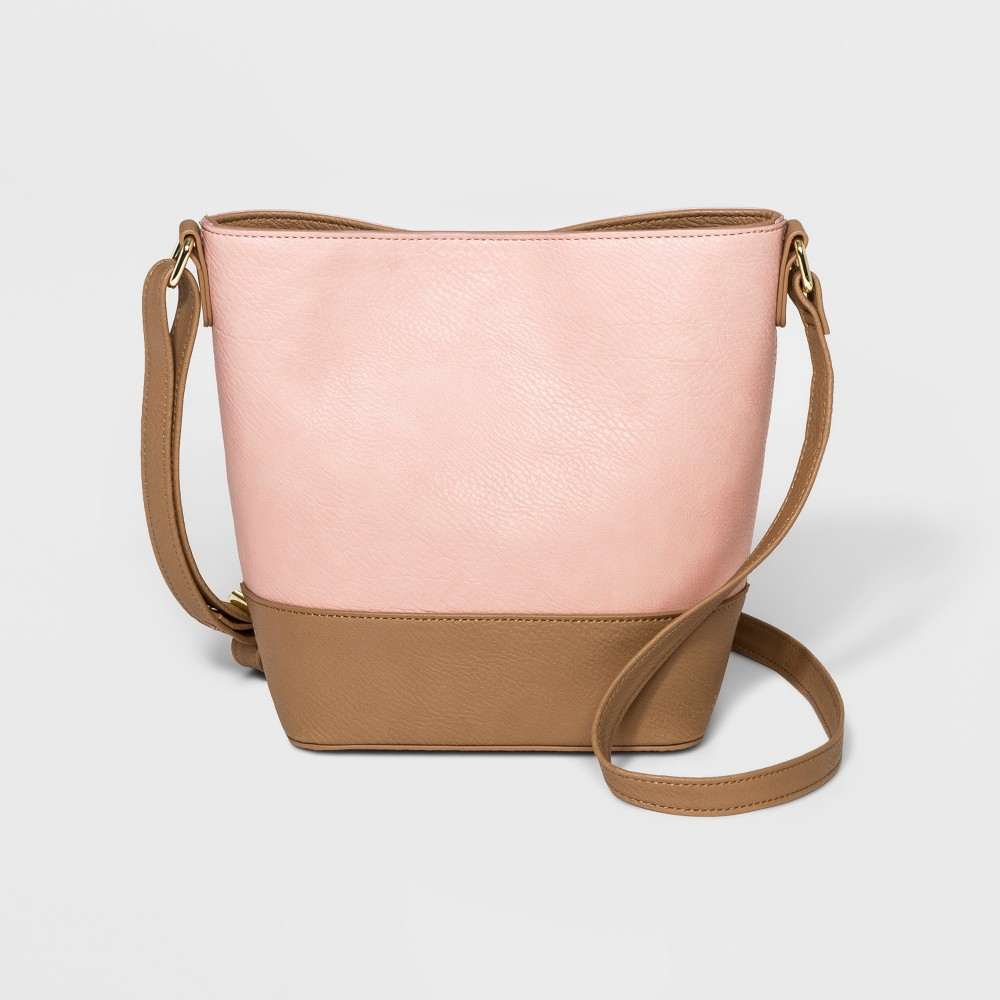 Image of Bueno Bucket Bag - Light Pink, Women's, Size: Small