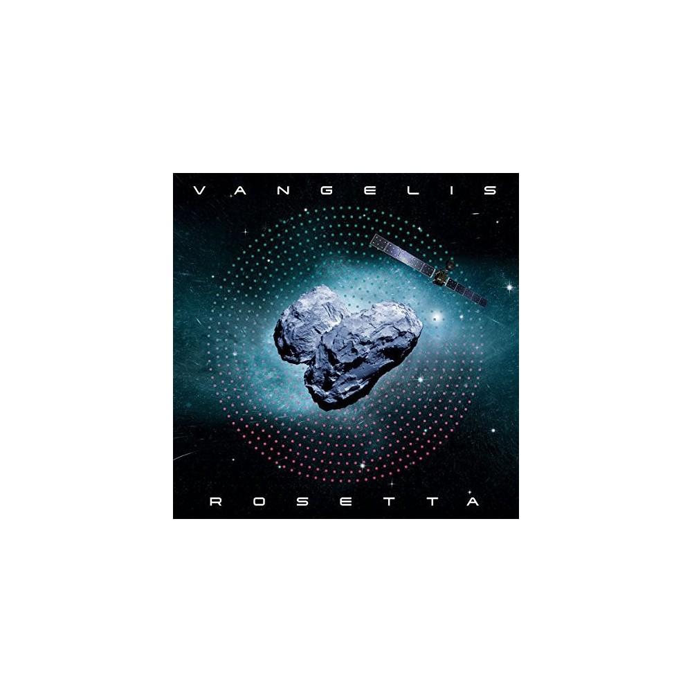 Vangelis - Rosetta (CD), Pop Music