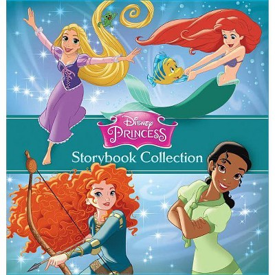 Disney Princess Storybook Collection (Hardcover)by Rebecca L. Schmidt